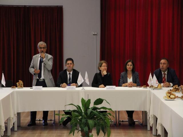 Ataşehir Kent Konseyi Bilgilendirme Toplantısı Gerçekleşti