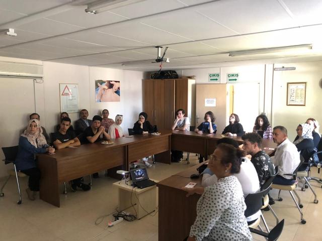 Kızılay Ataşehir Şubesi 'İlk Yardım ve Farkındalık Programı' düzenledi