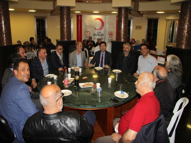 Ataşehir Kızılay'dan vefa buluşması