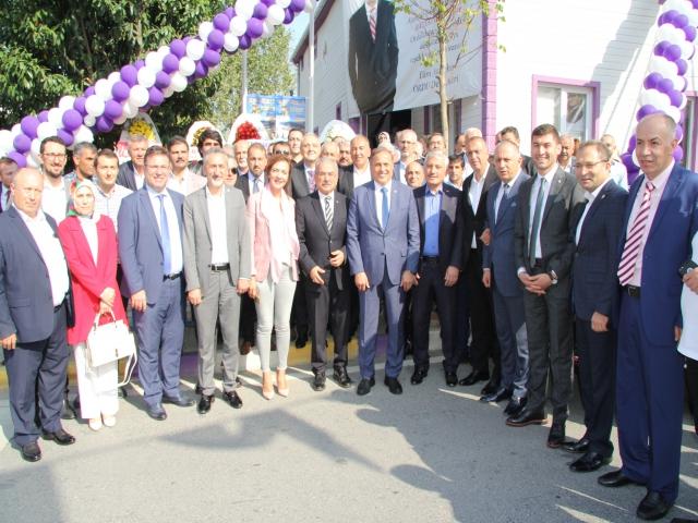 Ataşehir Ordulular Derneği Ana Dernek Hizmet Binası Yoğun Katılımla Açıldı