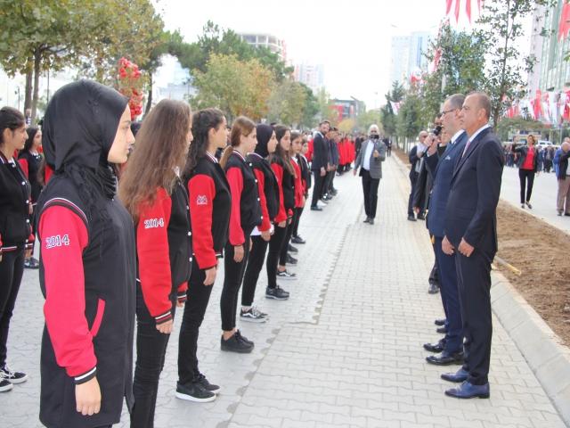 Ataşehir'e Yakışır 29 Ekim Cumhuriyet Bayramı Geçit Töreni