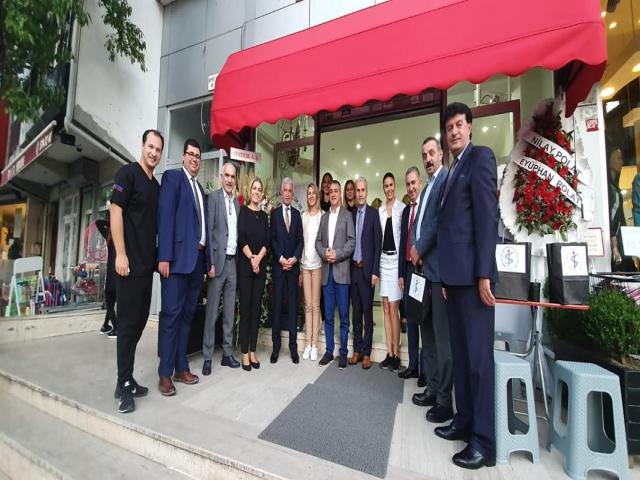 İstanbul Dans Sanat Halk Oyunları Yeni Dernek Merkezi Hizmete Açıldı