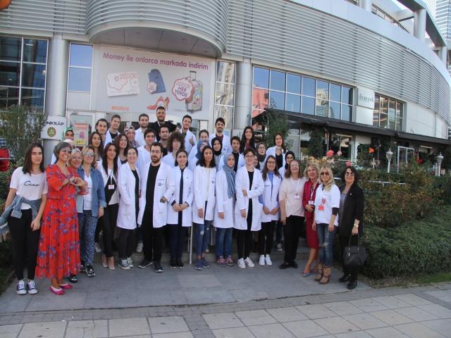 Ataşehir'de Organ Bağışı Etkinliği Gerçekleşti
