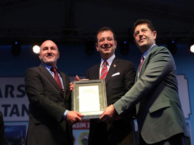 İBB Başkanı İmamoğlu; 'Kars-Ardahan-Iğdır' Tanıtım Günlerine Katıldı