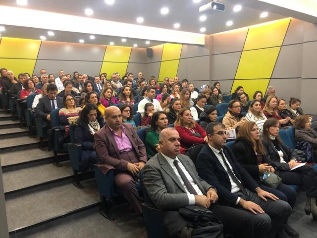Ataşehir'de kurum yöneticilerine 'Cimer Eğitimi' verildi