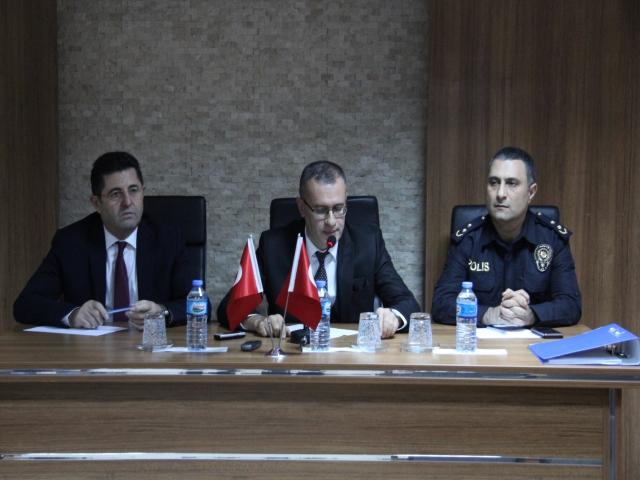 Ataşehir'in Sorunları Huzur Toplantısı'nda Konuşuldu