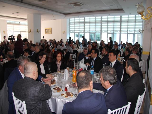 MHP Ataşehir, Muhtarlar ve STK Temsilcileriyle İstişare Toplantısında Buluştu