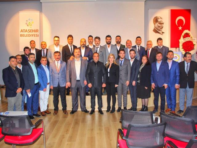Suşehri Kültür ve Dayanışma Derneği 15.Olağan Genel Kurulu Ataşehir'de Gerçekleşti