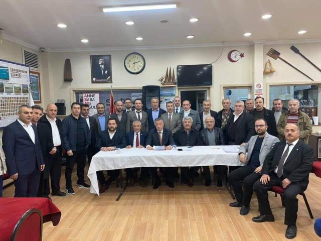 SİYAD Ataşehir Şubesi Yeni Başkanını Seçti
