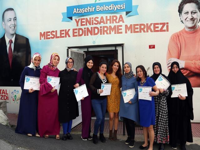 Ataşehir ATAMEM'lerde eğitimler aralıksız sürüyor