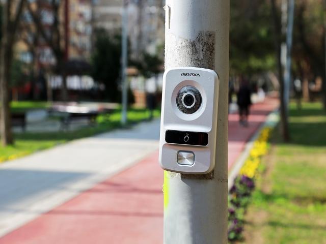 Ataşehir'in parklarındaki acil durum butonlarının sayısı artıyor
