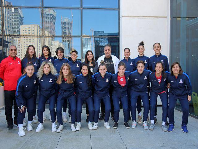 Ataşehir Belediyespor Kadın Futbol Takımı'nın Rakipleri Belli Oldu