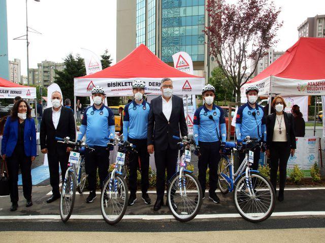 Ataşehir'de 12. Çevre Şöleni ve Bisiklet Günü Etkinliklerle Kutlanıyor