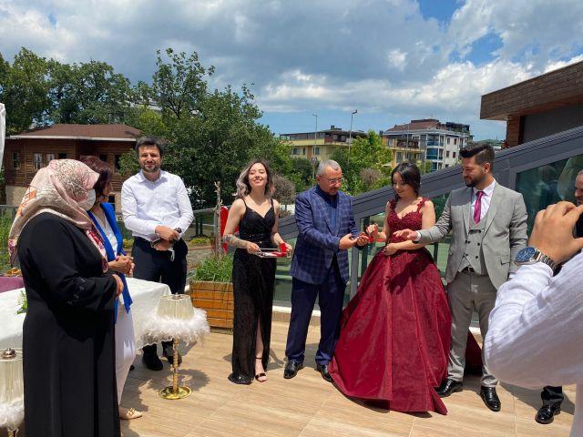 AK Parti Ataşehir ailesini buluşturan nişan