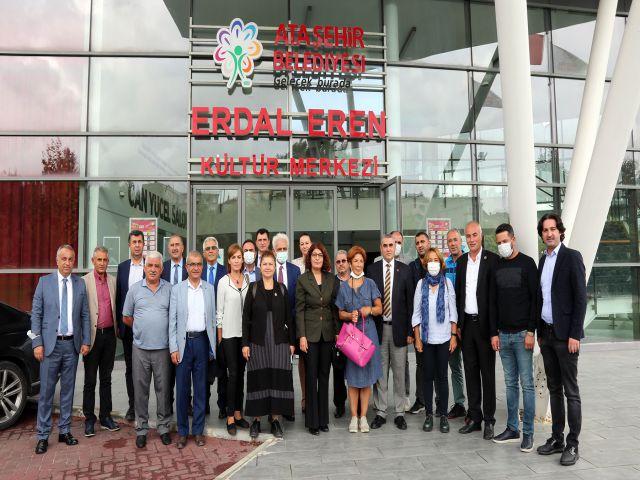 Ataşehir Belediyesi Sorunlara Muhtarlarla Birlikte Çözüm Arıyor