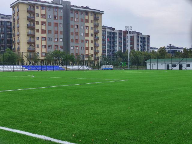 Esatpaşa Spor Parkı'nda sona yaklaşıldı