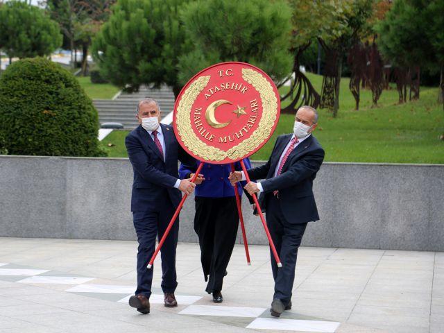 Muhtarlar Günü Ataşehir'de Etkinliklerle Kutlandı