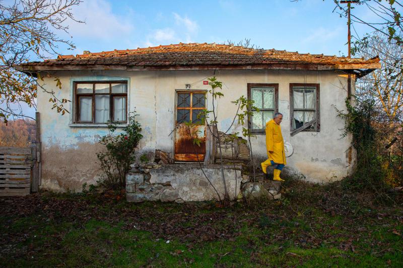 Ataşehirli genç fotoğrafçı Beykoz'u fotoğraflayarak birincilik ödülü kazandı