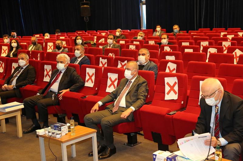 Ataşehir'in 2020 Faaliyet Raporu Oy Çokluğu ile Kabul Edildi