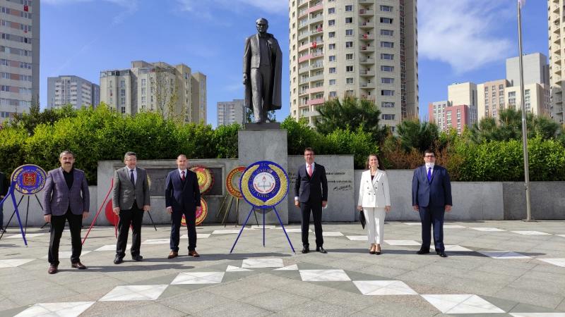 Ataşehir'de 23 Nisan Çoşkusu Resmi Tören ile Başladı
