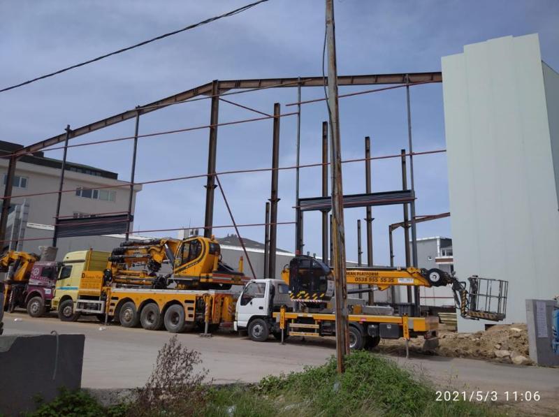 Ataşehir'de tam kapanma sürecinde kaçak yapılaşmaya geçit yok!