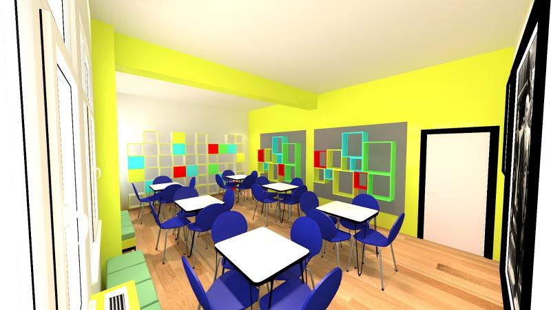 Ataşehir Eğitim Derneği Ataşehir'de 5'nci Kütüphane'yi Kazandırıyor