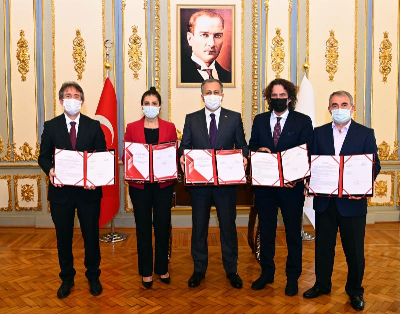 Sabancı Vakfı Ataşehir'e Yenilebilir Enerji Alanında Tematik Mesleki ve Teknik Anadolu Lisesi Kazandırıyor