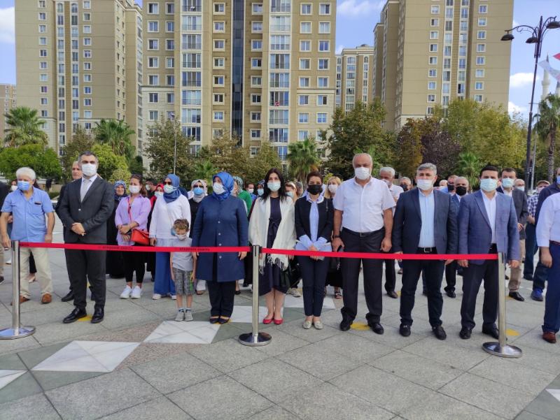 Ataşehir'de Gaziler Günü Çeşitli Etkinliklerle Kutlandı
