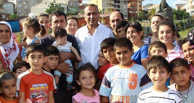 Battal İlgezdi'den Ataşehirlilere Yeni Yıl Mesajı