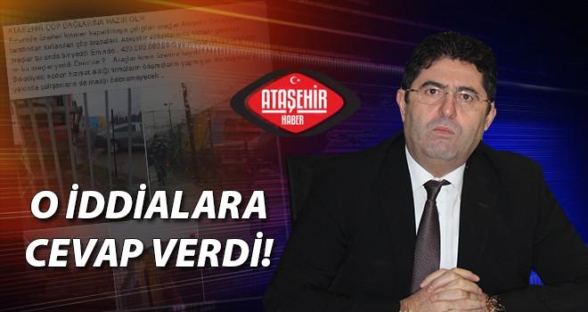 Orhan Çerkez, O iddialara cevap verdi!