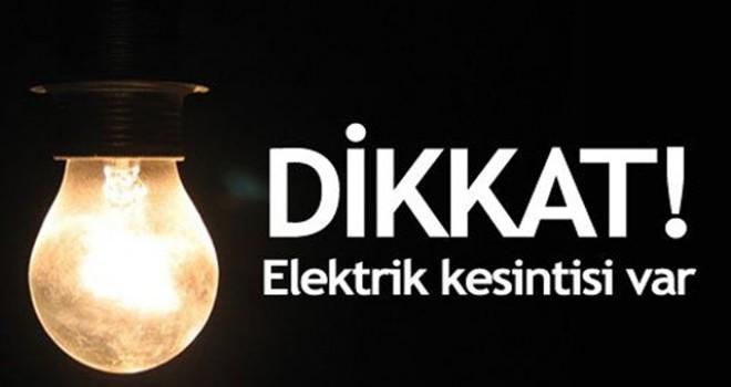 AYEDAŞ, Ataşehir Planlı Elektrik Kesintisi Duyurusu! Hangi mahalle ve sokaklarda kesinti yapılacak?