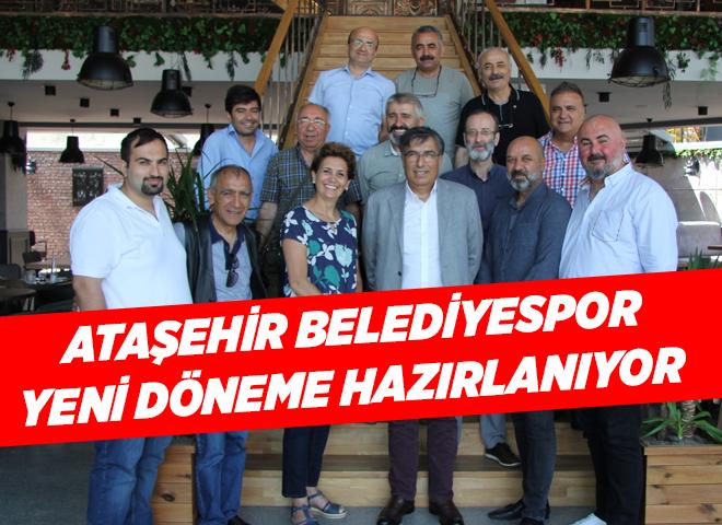 Ataşehir Belediyespor Yeni Döneme Hazırlanıyor