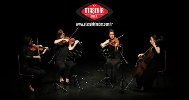 Ataşehir 3.Klasik Müzik Festivali Sona Erdi