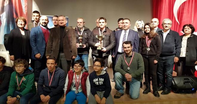 Satranç Turnuvası İstanbul İl Birinciliği Finali Gerçekleşti
