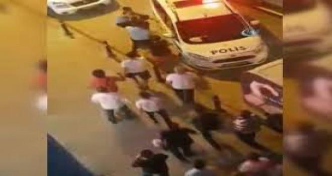 Maltepe'de çocuk kaçıran adamı mahalle linç etti