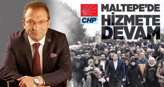 CHP'li o isim Ataşehir için başvuru yapmıştı! Maltepe'de aday gösterildi