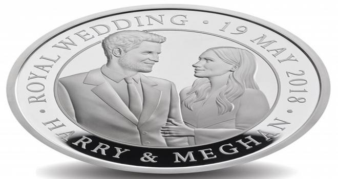 Prens Harry Ve Meghan Markle İçin Hatıra Para Bastırıldı