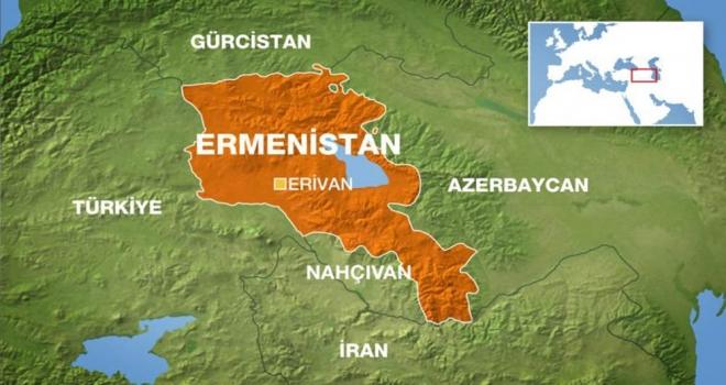 Ermenistanda 'Siyasi Tsunami