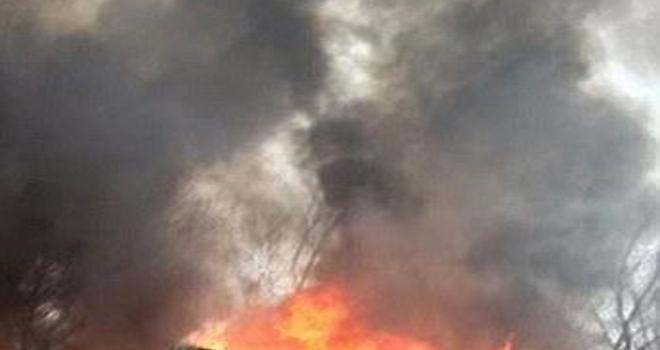 İsrailde Patlama: 1 Ölü