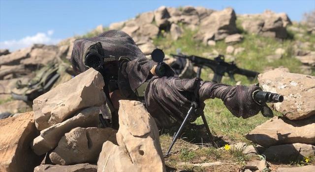 MSB: Fırat Kalkanı ile Barış Pınarı bölgesinde 3 terörist etkisiz hale getirildi