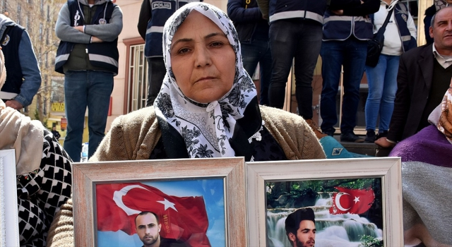 Diyarbakır annelerinden Çifçi: Devletimizin gücüyle biz de çocuklarımıza kavuşacağız