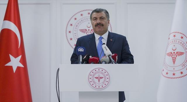 Sağlık Bakanı Koca: Koronavirüs şüphesi bulunanlar gelir gelmez hastaneye kaldırılıp testleri yapılmaktadır