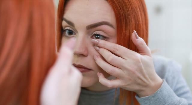 Koronavirüsten korunmak için göz hijyeni uyarısı