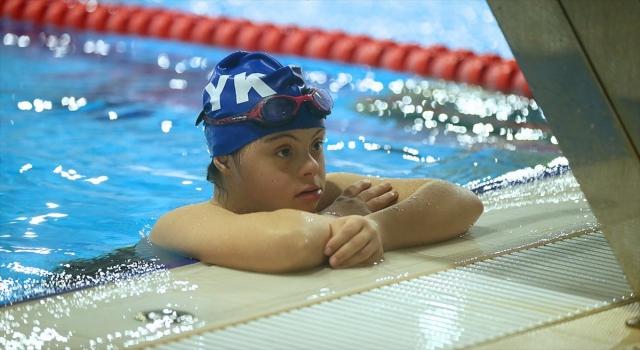 Tatami ve havuzun özel sporcusu: Şevval Devrim