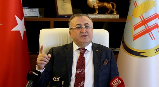 Türkiye Fırıncılar Federasyonu Başkanı Balcı: Vatandaşlarımızın ekmeksiz kalması gibi bir durum söz konusu değil