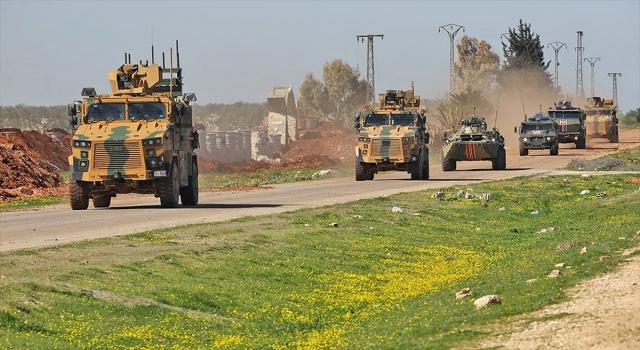 MSB: M4 kara yolunda ikinci TürkRus birleşik kara devriyesi icra edildi