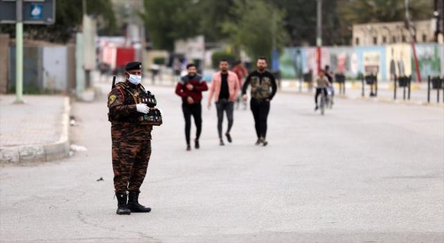 Irak'ta yeni tip koronavirüsten ölenlerin sayısı 36'ya yükseldi