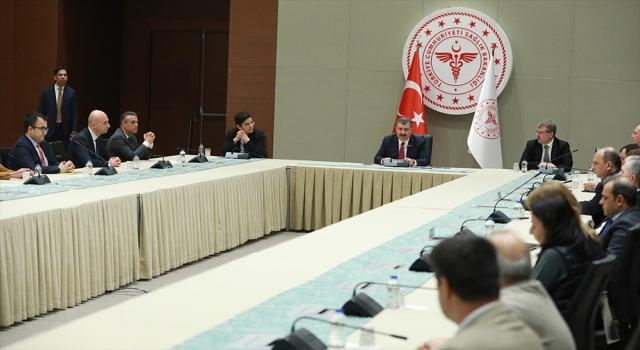 Bilim Kurulu üyeleri Çinli bilim insanlarıyla video konferansla görüştü