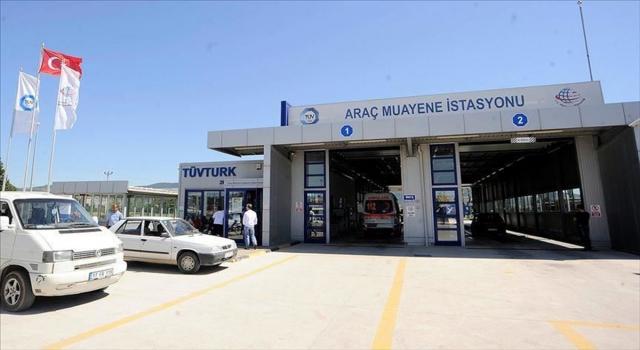 Kovid19 nedeniyle araç muayene süreleri uzatıldı