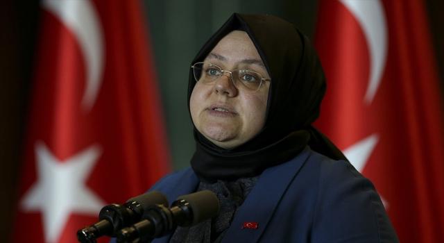 Bakan Zehra Zümrüt Selçuk: 3. faz sosyal yardım programı kapsamında 620 bin haneye ödeme yapıldı